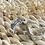 Thumbnail: Boucles d'oreilles Maylin argentées