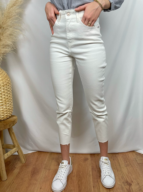 Jean Cropped Straight Kent
