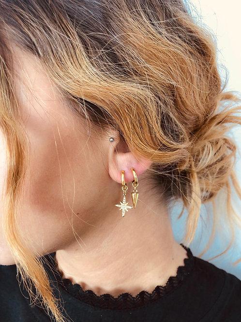 Boucles d'oreilles Agata