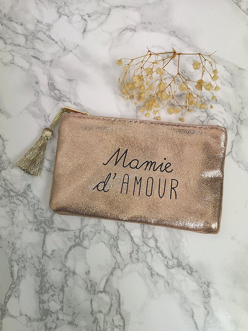 Pochette Mamie d'AMOUR