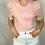 Thumbnail: Tee-shirt Carline rose