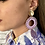 Thumbnail: Boucles d'oreilles Loubna