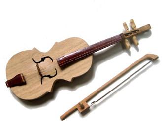 Rabeca, um instrumento presente em nossa cultura musical brasileira, de Norte a Sul do país!