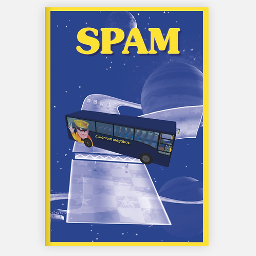 SPAM #10 Millennium Mega(bus) - Double Issue