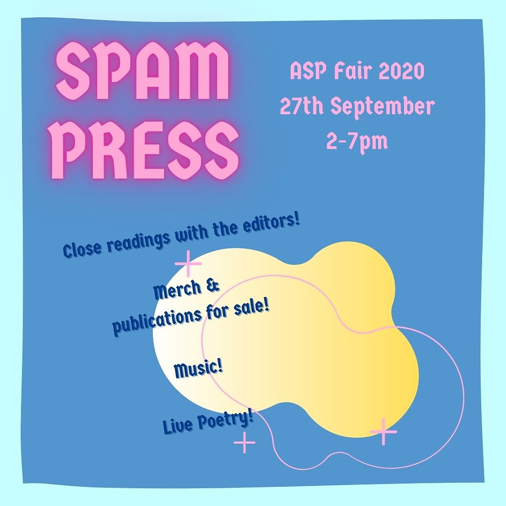 Poster for SPAM Press