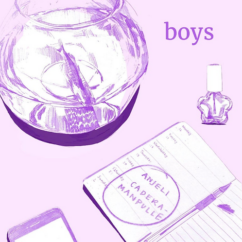 Boys, Anjeli Caderamanpulle