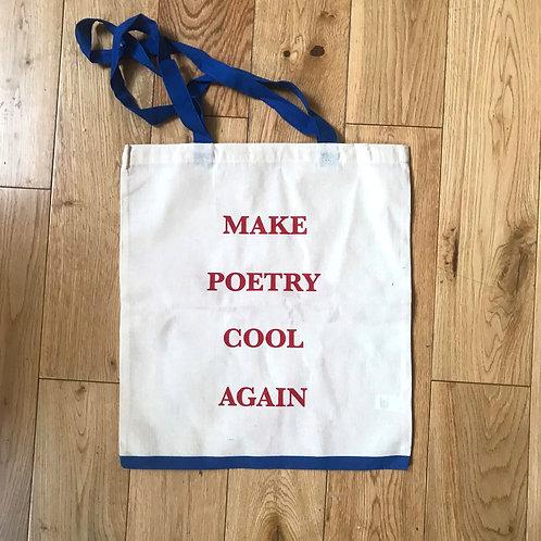 Make Poetry Cool Again - SPAM Tote Bag