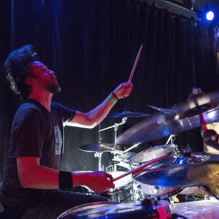 Paul Jensen Drums