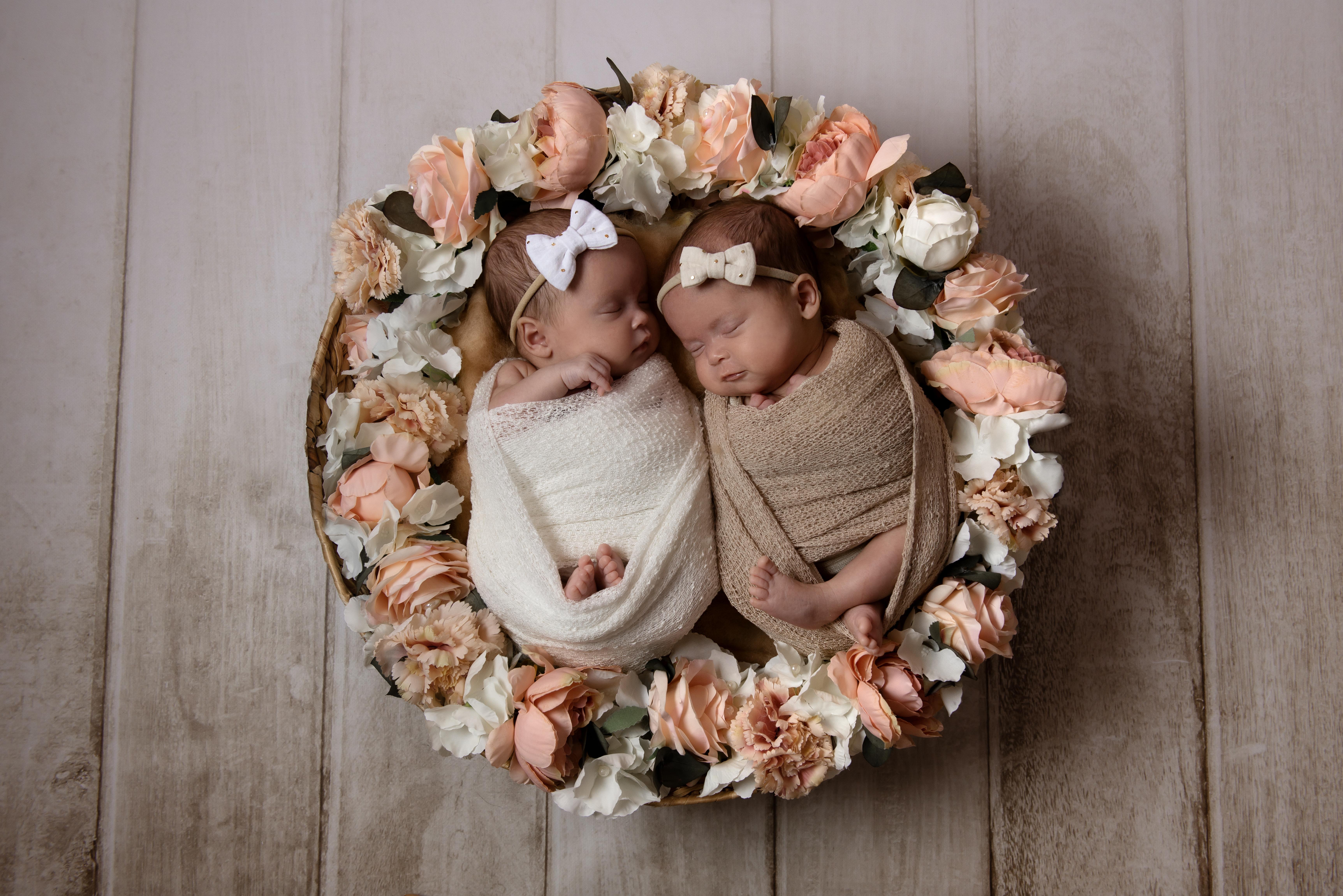 naissance jumelles