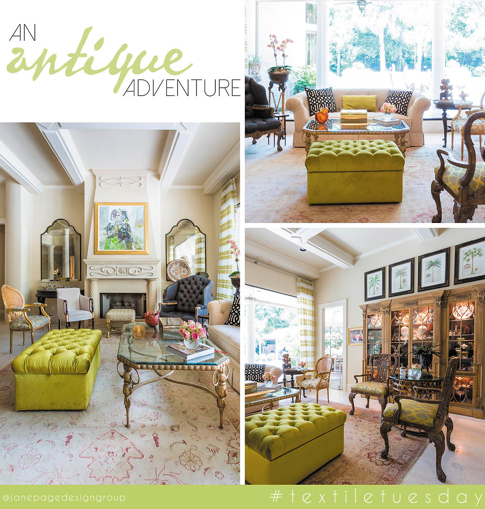 antique interior design collection