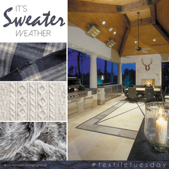 #textiletuesday Vs. Sweater Weather