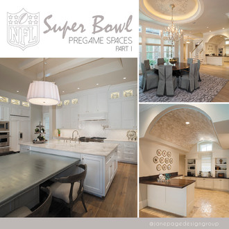 #textiletuesday Vs. Super Bowl Pregame Spaces