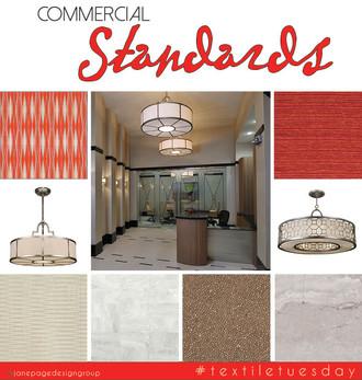 #textiletuesday Vs. Commercial Designs