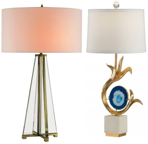 Trendy Lamps
