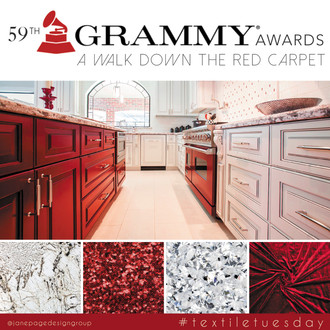 #textiletuesday Vs. The 59th Grammy Awards