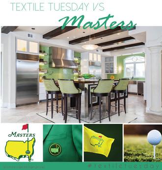 #textiletuesday Vs. Masters