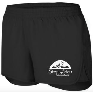 Girls/Ladies SBS Logo Shorts