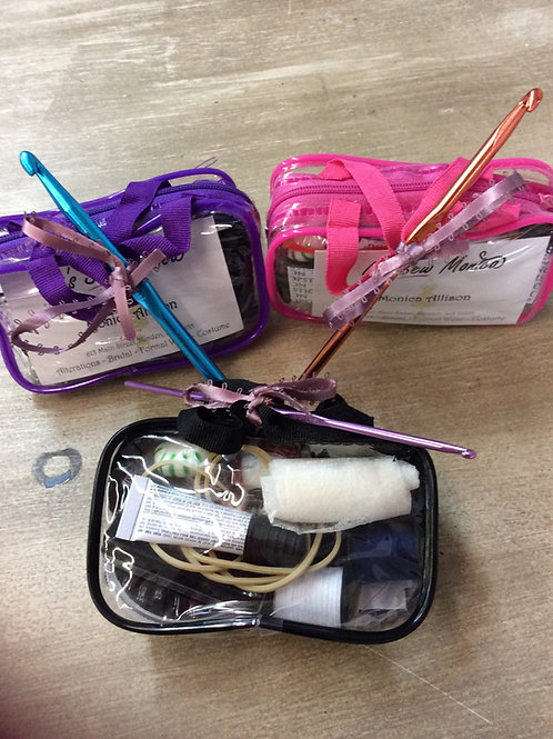 Sewing Kits with Crochet Hook