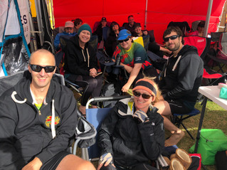 Winners are Grinners - SA Dragon Boat State Championships 24 - 25 March 2018