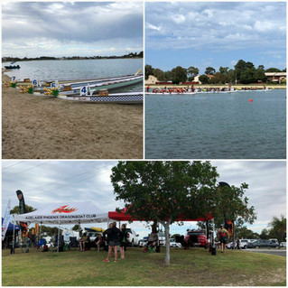 Fantastic race day - 10s, 200m. Adelaide Phoenix were out in force on a day that had perfect condit