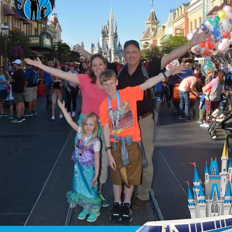 Bryan area child dies on family spring break trip