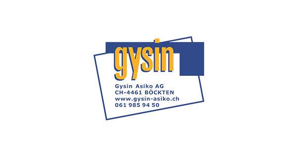 Logo Gysin Asiko AG