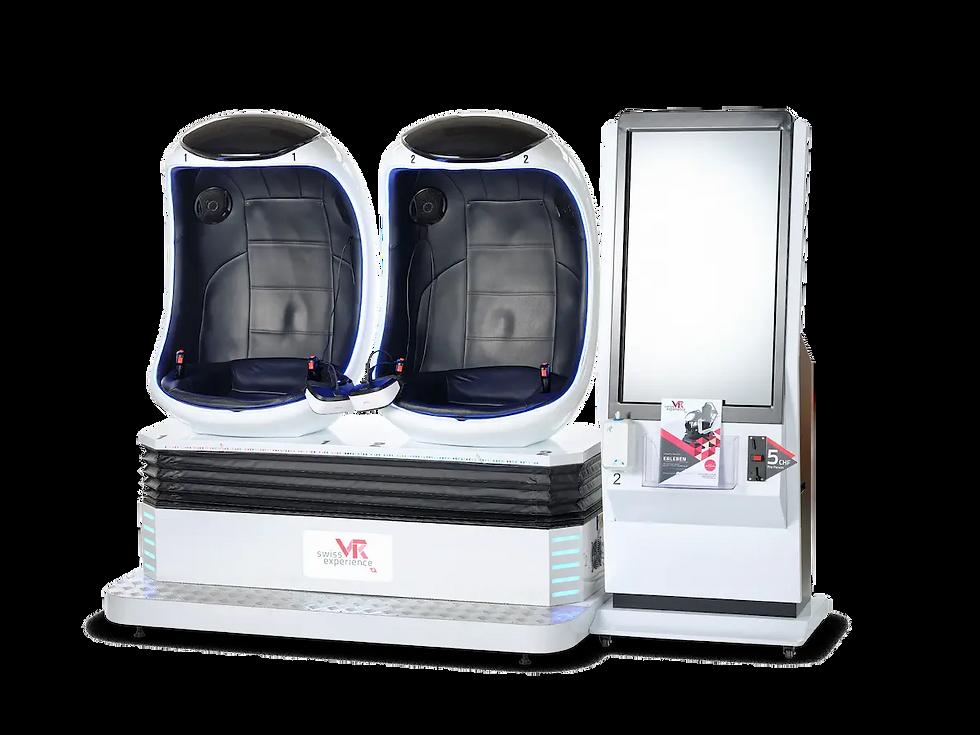 VR-Simulator SwissVR