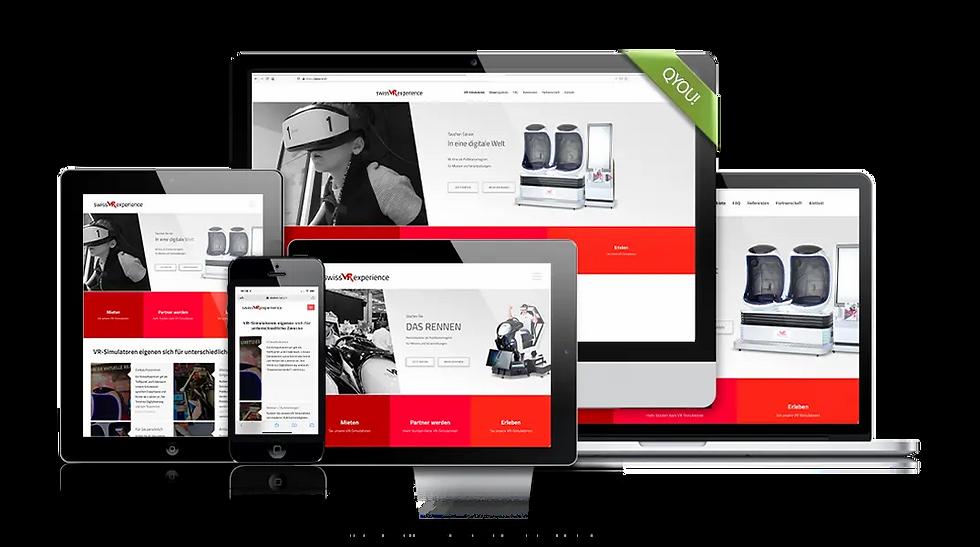 Website SwissVR