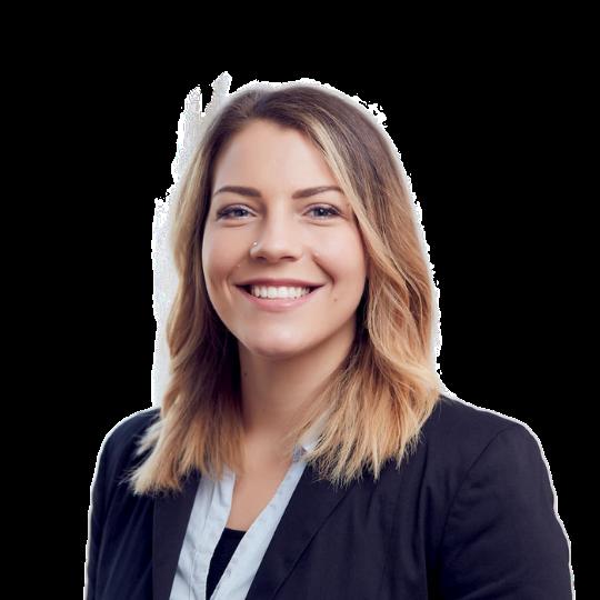 Vanja Buchmann Marketingmanagerin