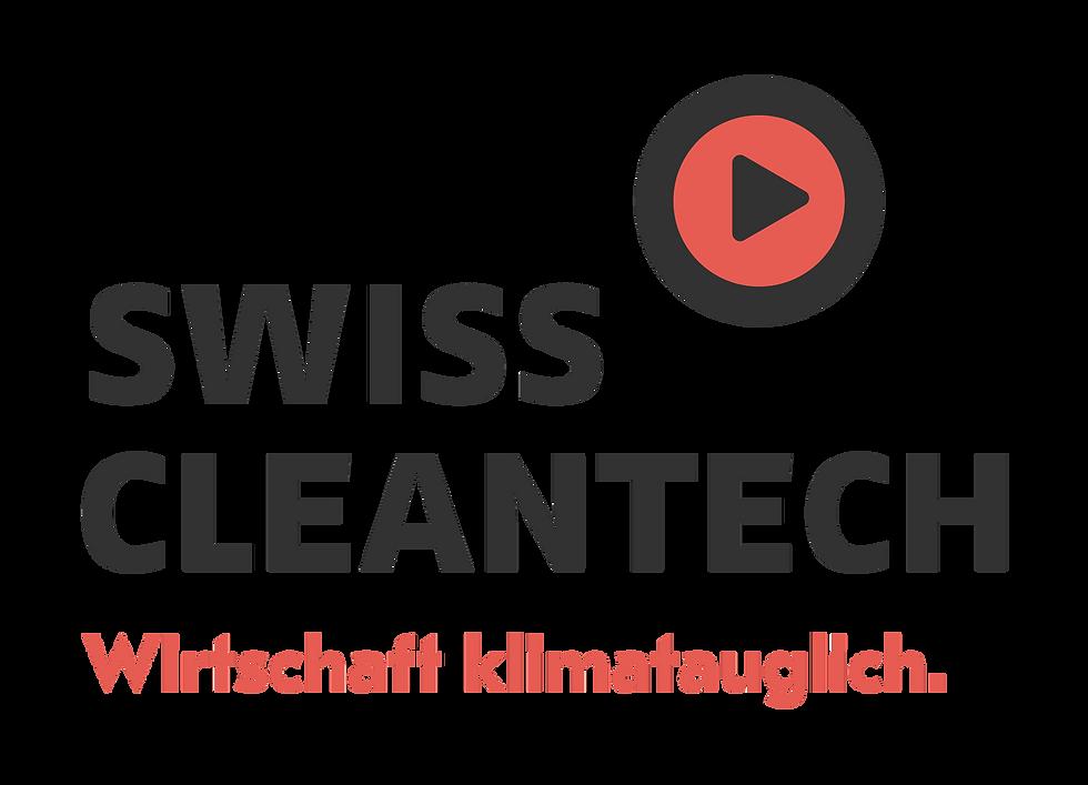 Logo Swiss Cleantech