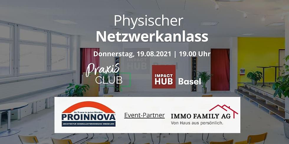 """1. Praxis-Event """"Zukunftsprojekte & Netzwerk"""""""