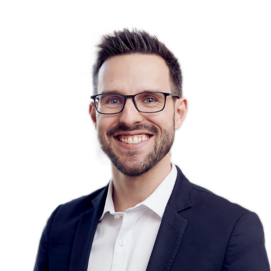 Florian Hasler Geschäftsführer