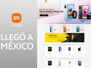 Xiaomi por fin estrena tienda en línea oficial para México, a tiempo para el Hot Sale