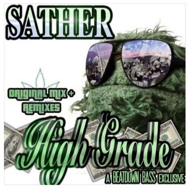 Sather - High Grade (Stonegood Remix)