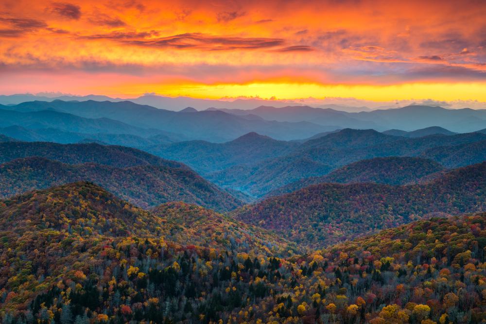 Smoky-Mountains-fall-foliage