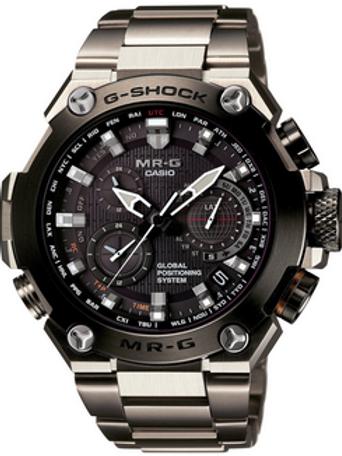 NEW G-shock MRG-G1000D-1A *Sapphire Crystal, Titanium & GPS