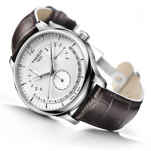 Tissot Perpetual Calendar Tradition Watch T063.637.16.037.00