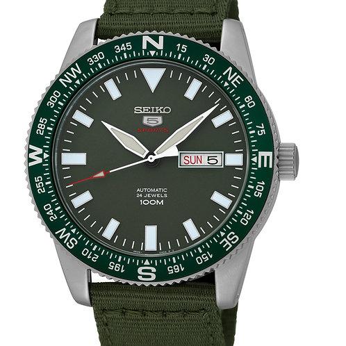 Seiko 5 Sports Automatic Watch SRP663