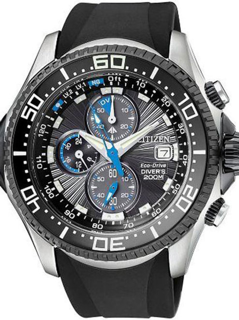 Promaster Depth Meter Chronograph Model: BJ2115-07