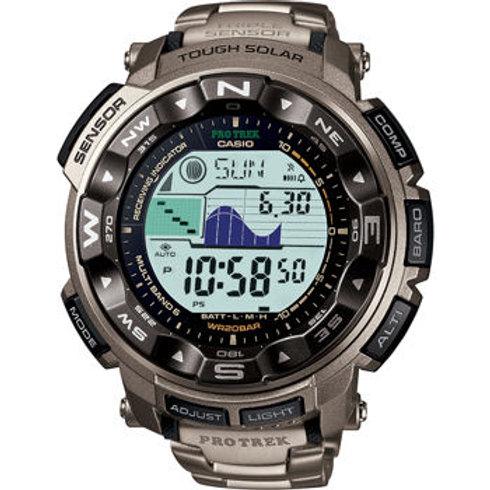 Casio PRW2500T-7 Pathfinder Triple Sensor Tough ATOMIC