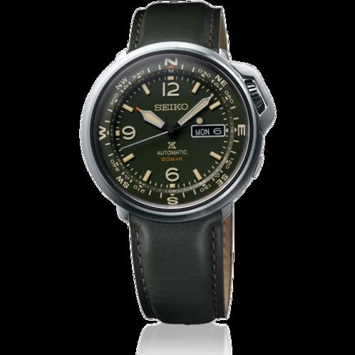 Seiko PROSPEX - Field Automatic Green Dial SRPD33