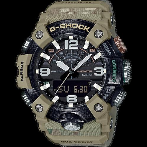 GGB100BA-1A  G-Shock Master of G MudMaster British Army X Limited Edition