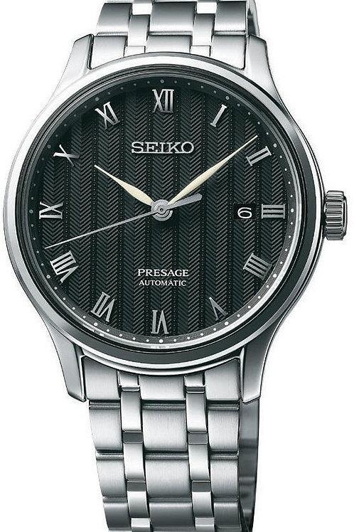 Seiko Presage Automatic Zen Garden Collection Black Dial SRPC81 SRPC81J1