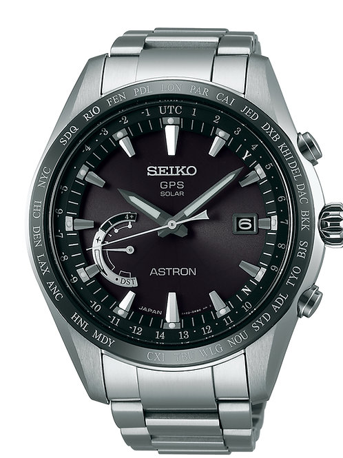 Seiko Astron SSE085 Made in Japan GPS world time