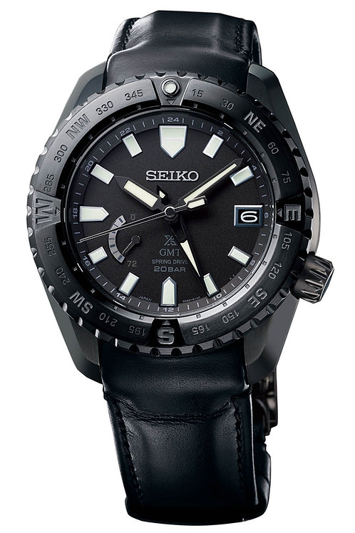 Seiko Prospex LX Black Edition SNR035