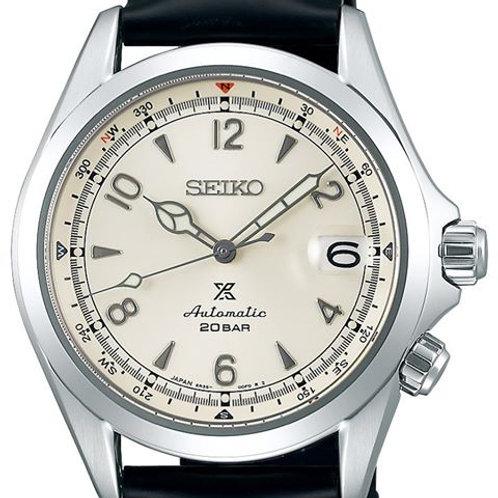 Seiko Alpinist White SBDC089 / SPB119