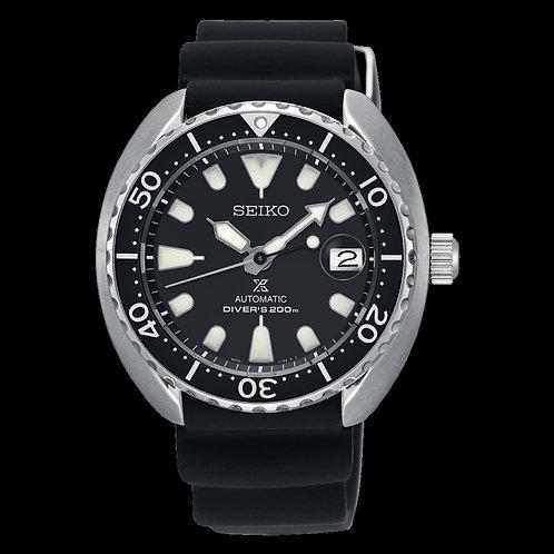 Seiko PROSPEX SRPC37 Mini Turtle  Diver's 200M SRPC37K1 Black
