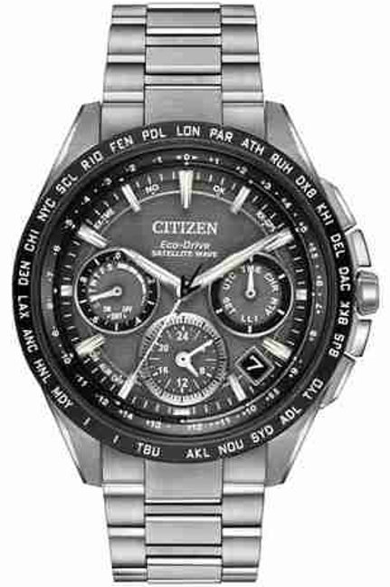 Citizen F900 GPS Satellite Wave Chrono CC9015-71E