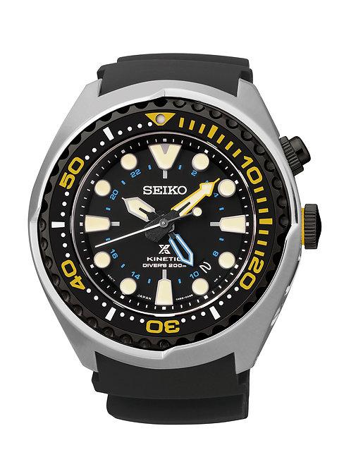 Seiko Prospex Kinetic GMT Diver's 200m SUN021