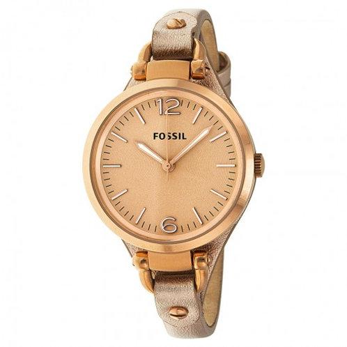 Fossil ES3413 Womens Georgia Wrist Watch